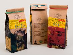 """By Danielle M. Young. Great """"world rice"""" #packaging PD"""