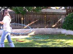 Learn to Hoop Dance -Walk while Waist Hooping - YouTube ... when I learned to do this I nearly jumped for joy while hooping