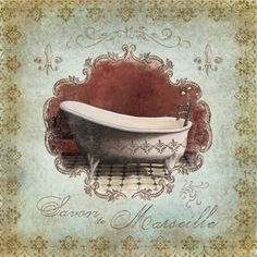 Antique Tub II (Marie Elaine Cusson)