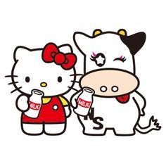 みるひぃ×HELLO KITTY