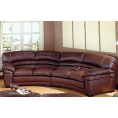 curved sectional sofa recliner - Google Search