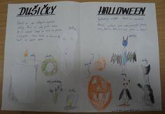 Dušičky vs. Halloween (rozdíly) - skupinová práce Halloween, Classroom Ideas, Bullet Journal, Classroom Setup, Spooky Halloween, Classroom Themes