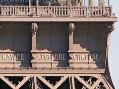 Les savants de la Tour Eiffel - Torre Eiffel - Wikipedia, la enciclopedia libre