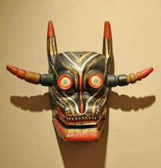 Mexican devil Mask