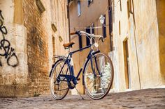 #Adriatica bicicleta clasica #avantumbikes