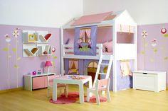 """Móveis """"transformáveis"""" para deixar o quarto das crianças divertidos e funcionais."""