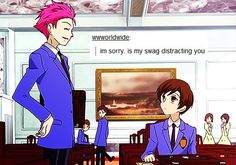 Ouran Text Posts