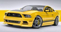 Mustang Vortech 2015 » Los Mejores Autos