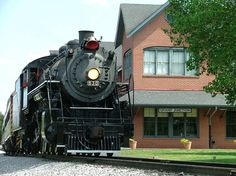 In 1970 the last passenger train departed the Chattanooga Choo Choo. You can still ride the Tennessee Valley Railroad Museum trains or stay on a train car at the Chattanooga Choo Choo Hotel, but you can't ride a passenger train to Chattanooga. Isn't that strange?