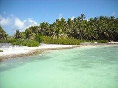 Kiribati, Millenium island