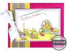 DeNami Design Blog: Chickie Easter Egg Hunt