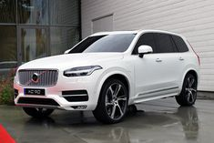 The Volvo is the featured model. The Volvo 2017 SUV image is added in the car pictures category by the author on Sep Volvo Cars, Suv Cars, Volvo 4x4, Volvo Xc90, Suv Comparison, Best Suv, Small Suv, Large Suv, Compact Suv