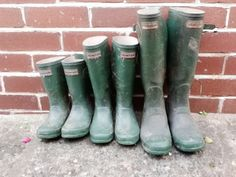 The Growing Pains of the Wellington Boot