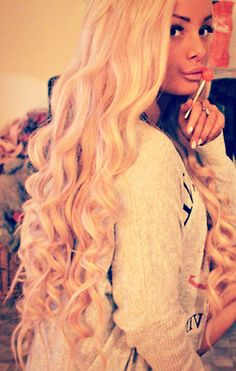 www.facebook.com/GreatLengthsPoland & www.greatlengths.pl curly hair, wave waves hairstyle long hair
