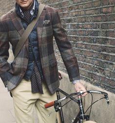 layers. Gentlemen Style, Men's Fashion
