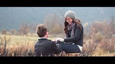Dave proposes to Shanna on Vimeo