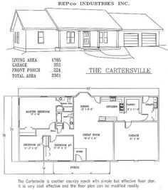 The Cartersville Residential Steel House Plans Manufactured Homes Floor Prefab Metal