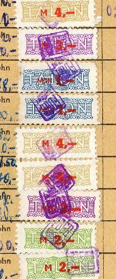 DDR Museum - Museum: Objektdatenbank - Kontrollkarten FDGB    Copyright: DDR Museum, Berlin. Eine kommerzielle Nutzung des Bildes ist nicht erlaubt, but feel free to repin it!