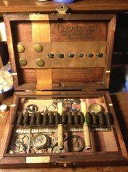 Woodwind Woodworks gallery, oboe reed case