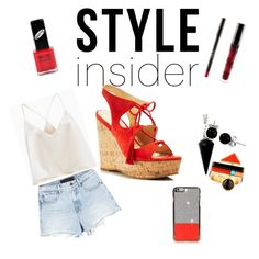 """""""My Mia: Sassy Red Edition"""" by red-insanity-love on Polyvore featuring Ivanka Trump, BlackMoon, Bling Jewelry, Alexander Wang, contestentry, laceupsandals and PVStyleInsiderContest"""