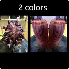 Pinwheel color
