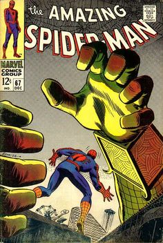 The Amazing Spider-Man (Vol. 1) 067 (1968/12)
