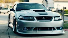 Get up-close and personal with CJ Customer Alex C.'s 2001 GT! Ford Mustang Parts, Sn95 Mustang, New Edge Mustang, 2001 Ford Mustang, Old Muscle Cars, Custom Muscle Cars, Mustang Interior, Gta Cars, Street Racing Cars