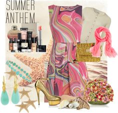 """""""summer"""" by armband ❤ liked on Polyvore"""