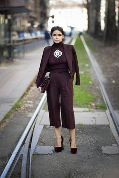 Miroslava Duma's best 30 outfits include plenty of options that could work for the office  - click to see them all