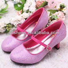 Girls High Heels | Kids Fancy High Heel Shoes | Girls Pink High ...