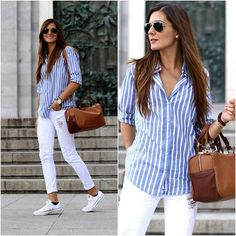 H&M Shirt, Zara Bag, Converse Sneakers, Pull & Bear Pants