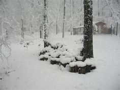 South Arkansas Snow