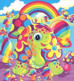 Lisa Frank Wallpaper | Lisa Frank Turtle