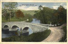 Burnside's Bridge, Antietam Battlefield Scenic Maryland