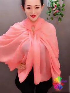 Beautiful and easy fashion ideas for girls. Beautiful and easy fashion ideas for girls. Diy Fashion, Ideias Fashion, Fashion Beauty, Fashion Dresses, Fashion Tips, Fashion Ideas, Fashion Hacks, Scarf Knots, Girl Outfits