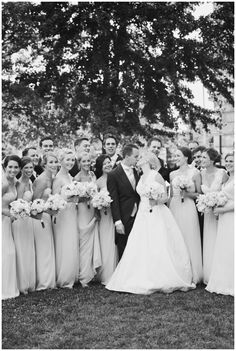 Mollie Crutcher Photography, wedding, wedding party portraits, bride, groom, bridesmaids, groomsmen