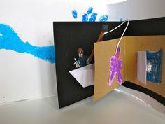 """""""La Balena Mangiona"""" ispirato al libro """"Toc Toc"""" di Bruno Munari / photo by mimmi moretti"""