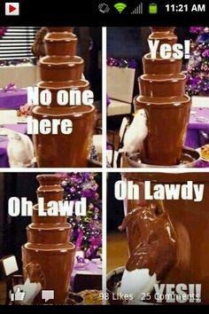 LAWDYYYYY