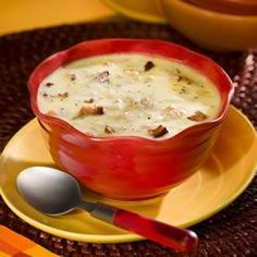 New England Clam Chowder I Allrecipes.com  We made this for dinner tonight and it was fantastic!  Real enough to give my fiance from New Hampshire a taste of home!