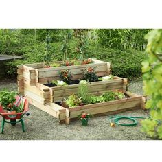 1000 images about potager en carr ou rectangle on pinterest raised beds vegetable garden. Black Bedroom Furniture Sets. Home Design Ideas