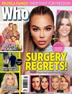 As Australia's Number 1 celebrity weekly magazine, we deliver a compelling mix of credible celebrity news, interviews, portraiture and intriguing human interest stories, told from the perspective of the people directly involved. Thanks to trusted relationships with some of the world's biggest names, we report the facts and never make it up! Kardashian Plastic Surgery, Caught Out, Fight For Freedom, Hilary Duff, Khloe Kardashian, The Duff, Britney Spears, Celebrity News, Perspective