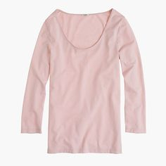 Stretch suiting T-shirt : t-shirts & tank tops   J.Crew