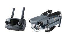 DJI launches Mavic Pro its first foldable drone - Price Video #Drones #Gadgets #Gizmos #PowerBanks #Smartpens #Smartwatches #VR #Wearables @GadgetsEden  #GadgetsEden