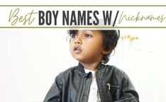 Looking for the perfect boy name with nicknames? I've got the boy names with the cutest nicknames from A-Z with meanings and origins as well! Greek Names For Boys, French Boys Names, English Boy Names, Spanish Baby Names, Scottish Boys Names, Irish Boy Names, Names With Nicknames, Cute Nicknames