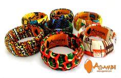 Beautiful African Bangles