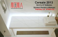 #MOMADesign vi aspetta al #Cersaie2013 Come and visit us at Cersaie2013!!! HALL 29 STAND C32