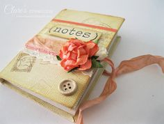 #Notebook #DIY #crafts #papercrafts