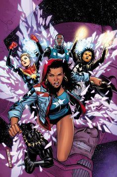 Marvel's DECEMBER 2015 AVENGERS Solicitations | Newsarama.com