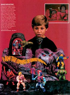 Snake Mountain - Masters of the Universe