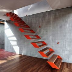 What a great staircase!